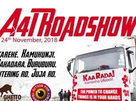 A4T Roadshow – Eastlands