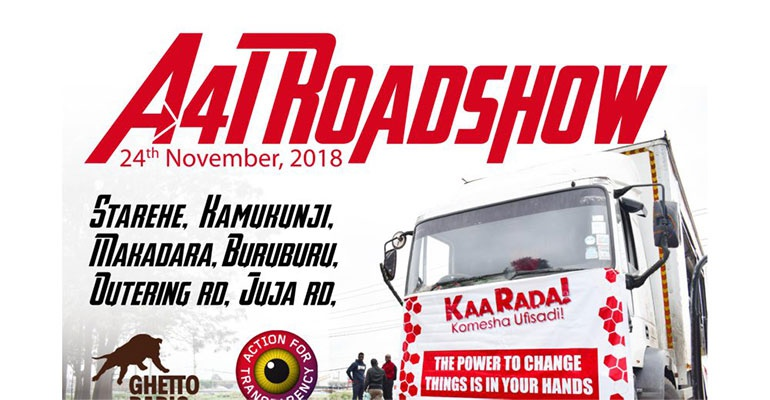 A4T Roadshow – Eastlands