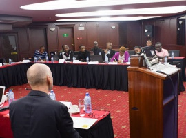 Eye on Corruption Investigative Journalists Training