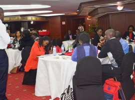 Media Forum on Gender and Corruption