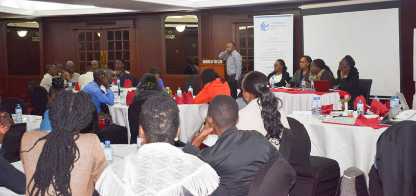 Media and Corruption – PressClub/Media Forum