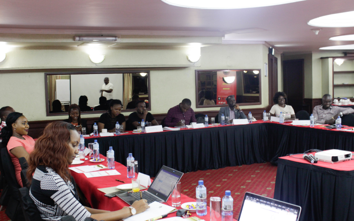 Eye on Corruption Mentorship Workshop
