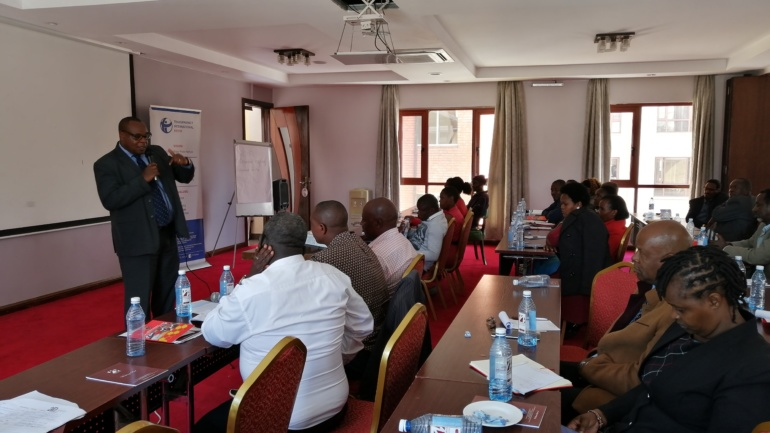Nairobi County Public Primary Schools'  Boards of Management Capacity Building Workshops