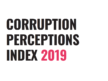Corruption Perception Index 2019