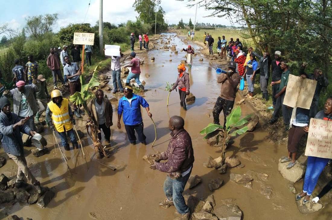 Residents grapple with diseases in dusty Katani – Lilian Mutavi