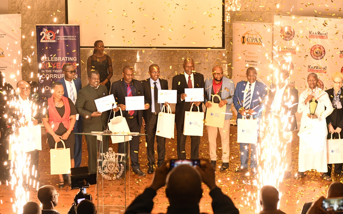 International Anti-Corruption Day and Integrity Awards 2020