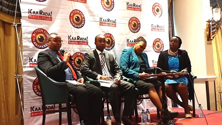 Media, Corruption and Integrity in Kenya – Media Forum