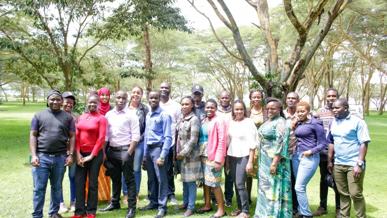 Gender Sensitive Reporting, Safety and Security Journalists' Training