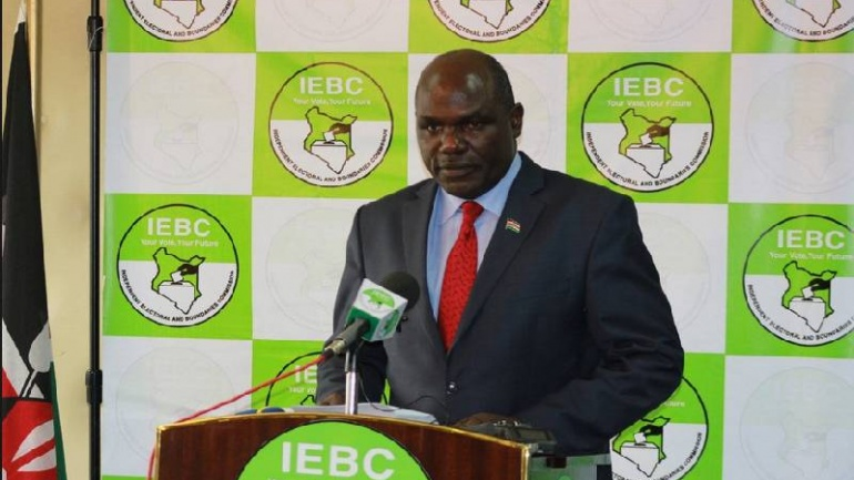 IEBC Contribution Towards COVID-19 Emergency Response Fund