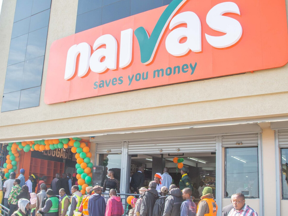 Naivas Supermarket Donates Food Supply Worth Ksh. 20million