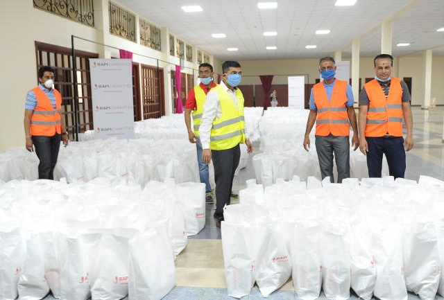 Hindu Council Boosts COVID-19 Kitty With Sh100m Food Donation