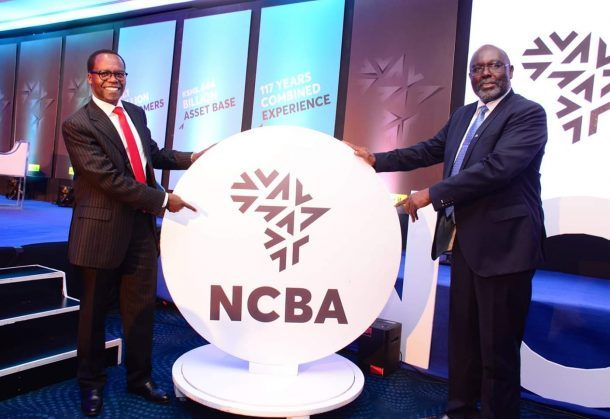 NCBA Commits Sh100m Towards COVID-19 Kitty