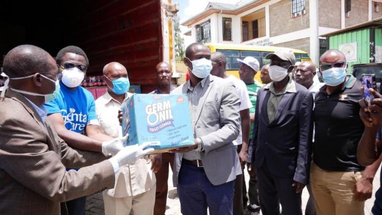BIDCO Africa Donates Ksh 25 million