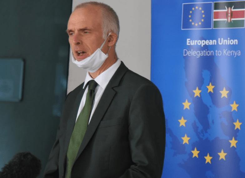 European Union grants Kenya additional Ksh.7.8 billion
