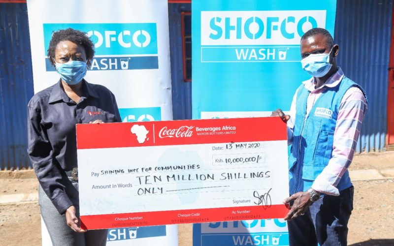 Coca-Cola commits Sh170 million in Covid-19 response