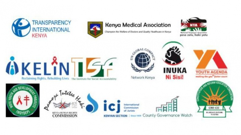 TRANSPARENCY IS THE MUCH NEEDED VACCINE TO SAVE MORE LIVES IN KENYA
